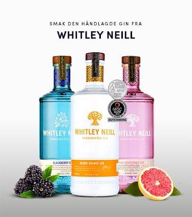 Gin fra Whitley Neill